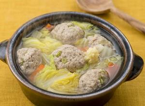 20171107_hakusai-ginger-tsumire-soup
