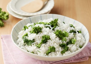 202012_mixed_rice_with_rape_blossoms_and_whitebait